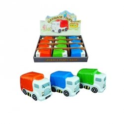Skarbonka ciężarówka, mix kolorów
