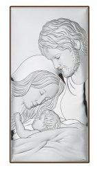 Obrazek Święta Rodzina 24,5x48 cm