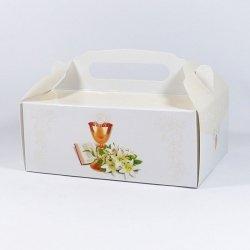 Pudełko na ciasto, komplet 10 szt. wzór 60