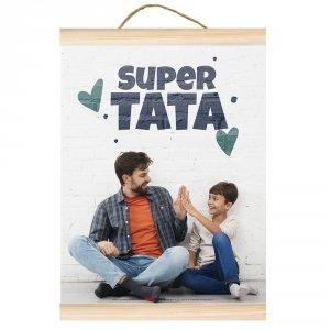 Dyplom Super Tata,  A4