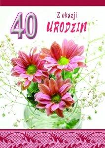 W Dniu 40 Urodzin
