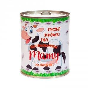 Konserwa - słodkie krówki dla Mamy 300 g