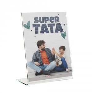 Ramka plexi A4 Super Tata
