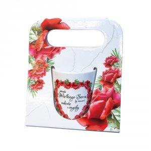 Kubek ceramiczny w ozdobnym opakowaniu Potrzeba wielkiego serca