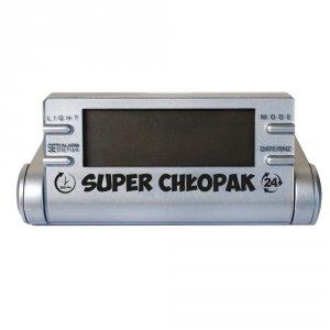 Zegarek - budzik z dedykacją dla Super Chłopaka