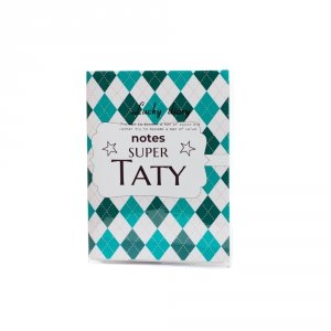 Notes z napisem Notes Super Taty - 80 stron