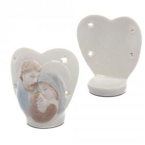 Figurka porcelanowa Święta Rodzina
