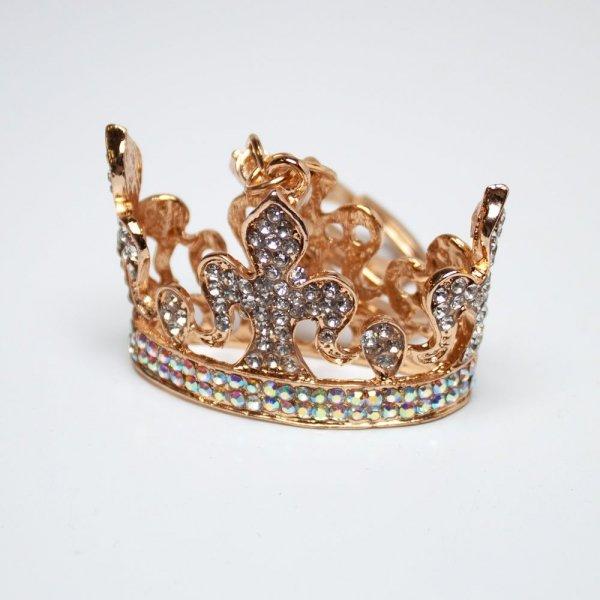 Brelok do kluczy, korona