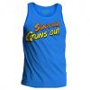Trec Wear Tank Top 005 Suns - Niebieski