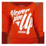 Trec Wear Sweatshirt TRECGIRL 01 ORANGE