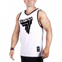 Tank Top MEN'S TREC WEAR - PLAYHARD - JERSEY 006/WHITE