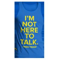 Trec Wear Tank Top 006 Talk - Niebieski