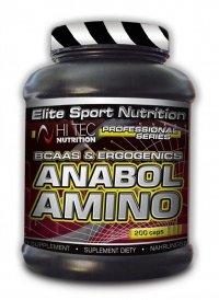Hi Tec Anabol Amino Professional 200 caps