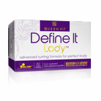 Olimp Queen Fit DEFINE IT LADY 50 tabletek