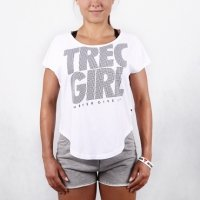 Trec Wear TOP 001 TRECGIRL WHITE
