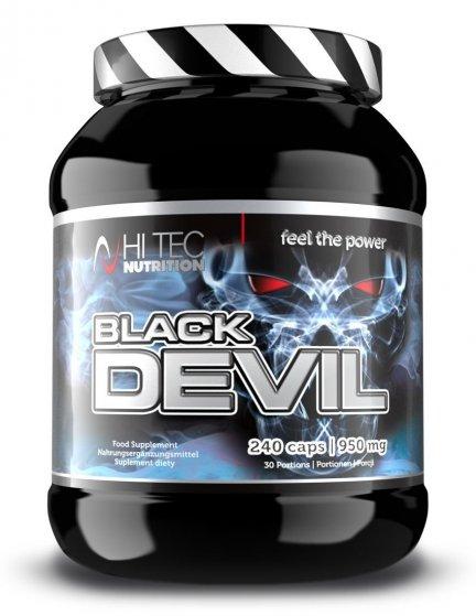 Hi-Tec Black Devil 240 caps