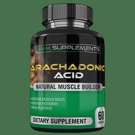 Arachidonic Acid (kwas arachidonowy) 350mg 60 caps