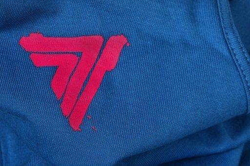 Trec Wear TANK TOP 003 TRECGIRL BLUE