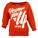 Trec Wear Sweatshirt TRECGIRL 01 ORANGE