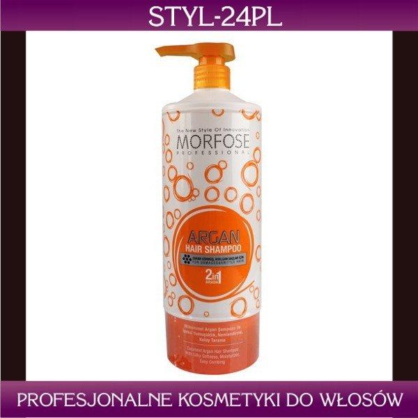 MORFOSE SZAMPON ARGANOWY 1000 ml